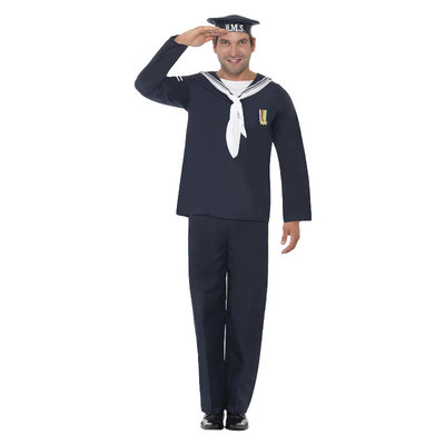 Marine Zeeman - Blauw