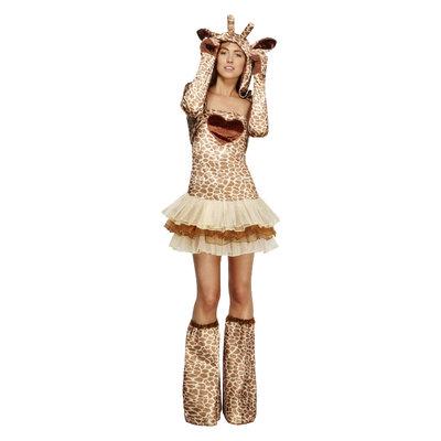 Fever Giraffe Tutujurk - Bruin