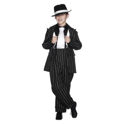 Zoot Suit Kostuum - Zwart