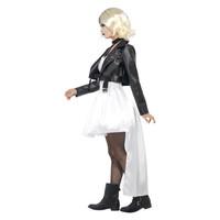 Smiffys Bride Of Chucky - Tiffany Kostuum - Wit
