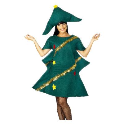 Kerstboom Kostuum - Groen