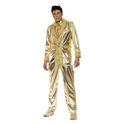 Elvis Kostuum - Goud