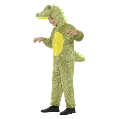 Krokodilkostuum - Groen