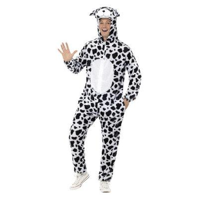Dalmatiër Kostuum - Zwart-wit