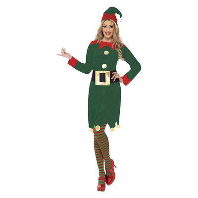 Elf Kostuum - Groen