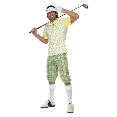 Golf Kostuum - Groen