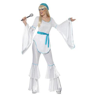 Super Trooper Kostuum - Wit