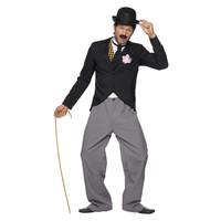 Smiffys 1920 Ster Kostuum - Zwart