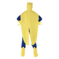 Smiffys Bananaman Vrouwelijke Kostuum - Blauw