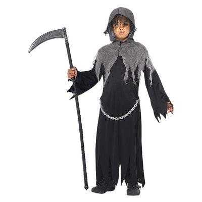 Grim Reaper Kostuum - Zwart