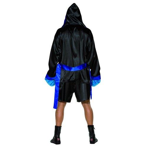 Smiffys Bokser Kostuum - Zwart