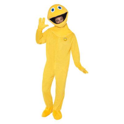 Regenboog Zippy Kostuum - Geel