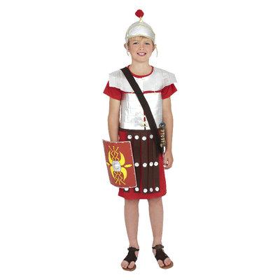 Romeinse Soldaat Kostuum - Rood