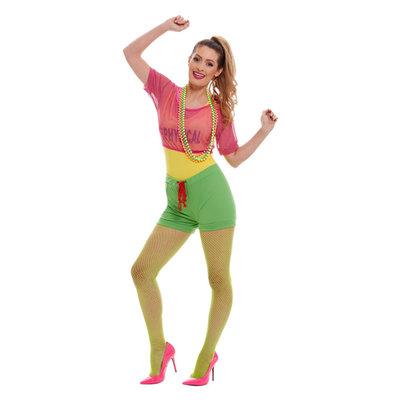 Aerobic Kostuum - Multi-gekleurd