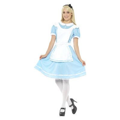 Wonder Prinses Kostuum - Blauw