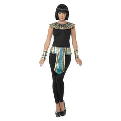 Egyptische Verkleedset- Goud