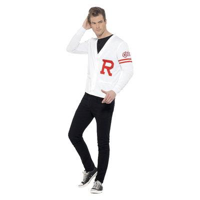 Grease Rydell Schooluniform - Wit