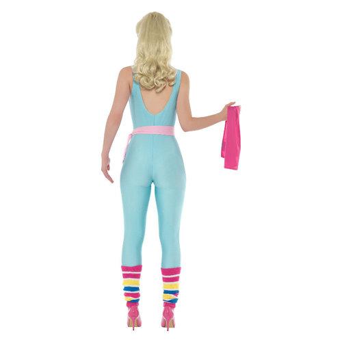 Smiffys Barbie Kostuum - Blauw
