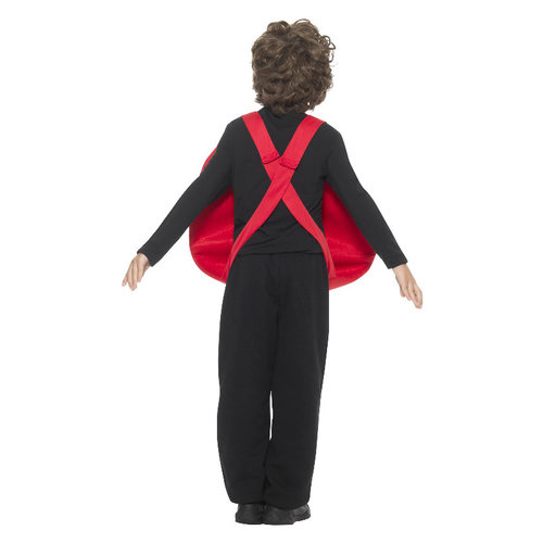 Smiffys Appel Kostuum - Rood