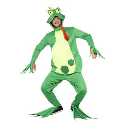 Kikkerprins Kostuum - Groen