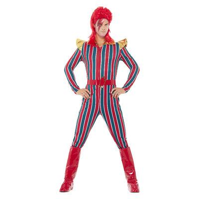 Ruimte Superster Kostuum - Veelkleurig