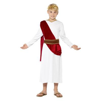 Romeins Kostuum - Wit