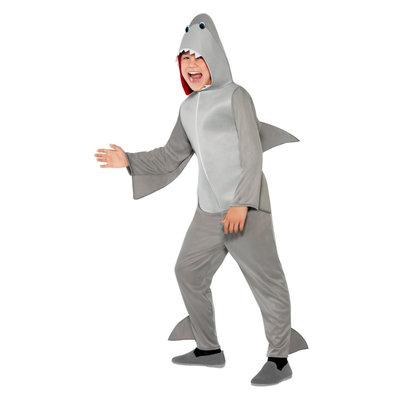 Haai Kostuum - Grijs
