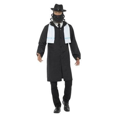 Rabbi Kostuum - Zwart