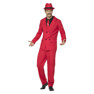 Zoot Suit - Rood