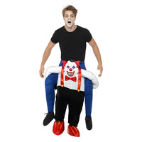 Smiffys Carry me Sinistere Clown Kostuum