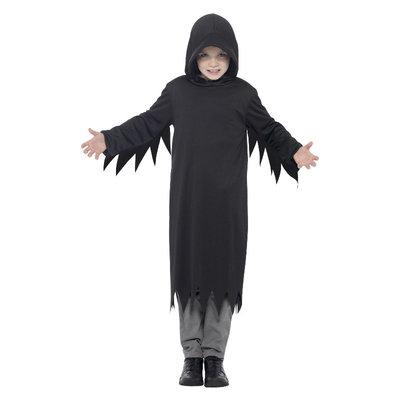 Donker Reaper Kostuum - Zwart