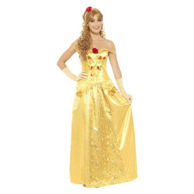 Gouden Prinses Kostuum