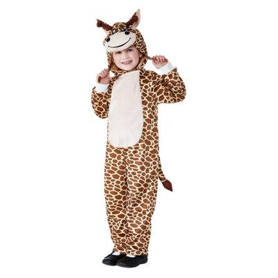 Peuter Giraffe Kostuum - Bruin