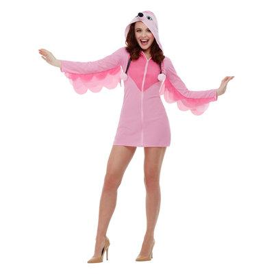Flamingo Kostuum - Roze