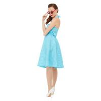Smiffys '50 Pin-up Kostuum - Blauw
