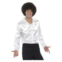 Smiffys '60 Overhemd - Wit
