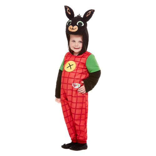 Smiffys Bing Luxe Kostuum - Rood