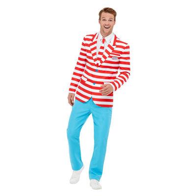 Waar Is Wally? Pak - Rode En Witte