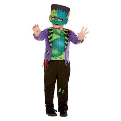 Peuter Monster Kostuum - Groen