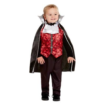 Peuter Vampierkostuum - Rood