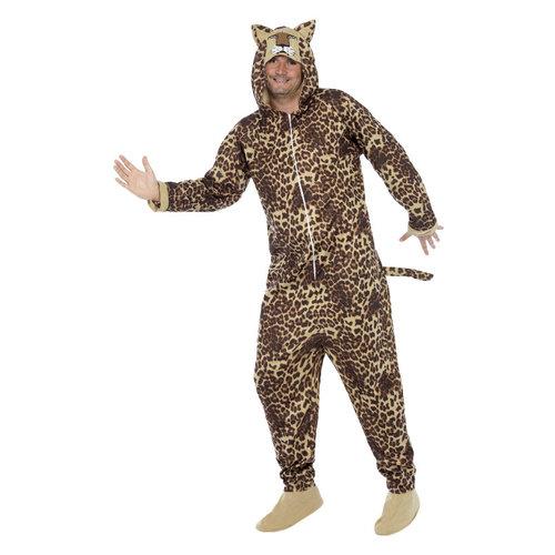Luipaard Kostuum - Bruin