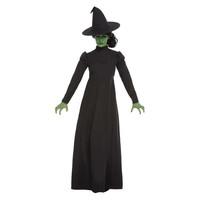 Slechte Heks Kostuum - Zwart