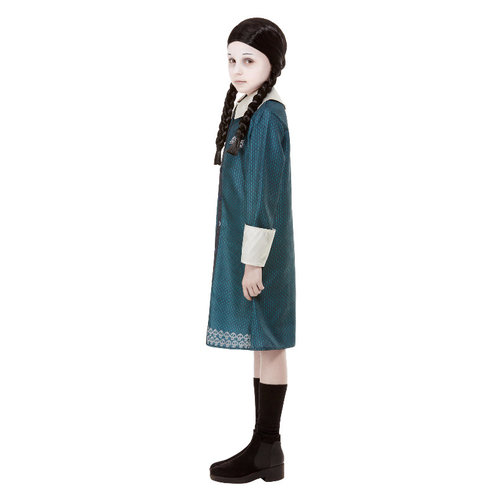Addamsfamilie Kostuum - Zwart