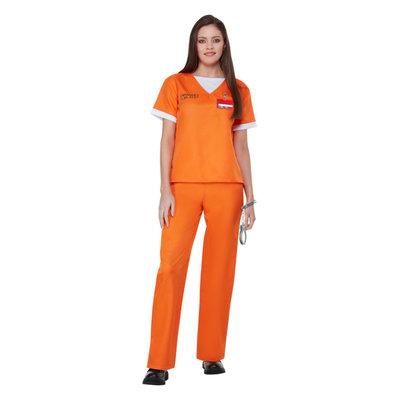 Oranje Is Het Nieuwe Zwart Gevangenis Uniform - Oranje