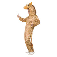 Giraffe Kostuum - Oranje