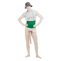 Smiffys Big Willy Man Kostuum -