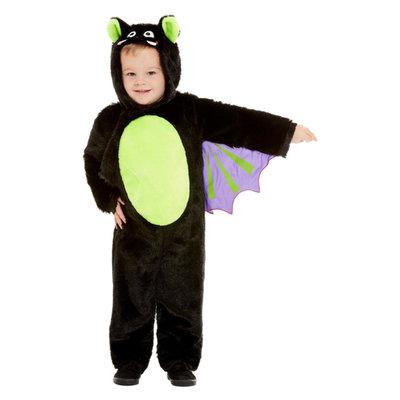 Vleermuis kostuum - Zwart