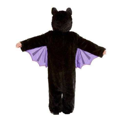 Smiffys Vleermuis kostuum - Zwart