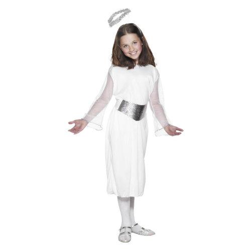 Engel Kostuum - Wit
