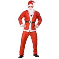 Wicked Kerstmankostuum 5-delig